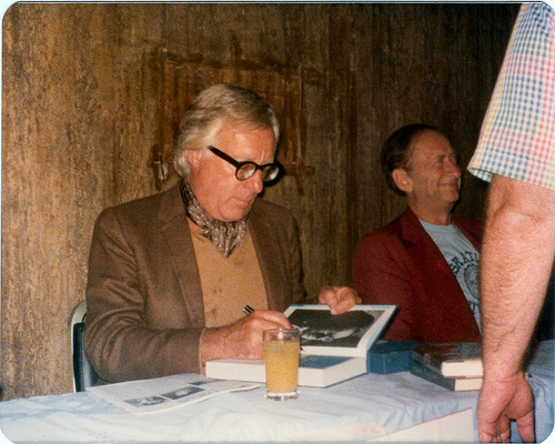 A Letter to Ray Bradbury