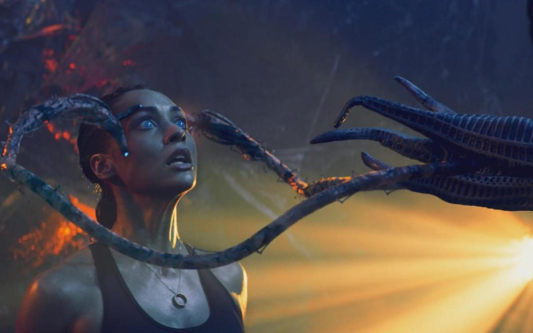 'Skylines' Breaks Sci-Fi Barriers